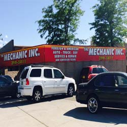 The Mechanic Inc.